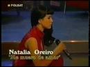 Natalia Oreiro Me Muero De Amor Live @ Na Kazdy Temat 2000