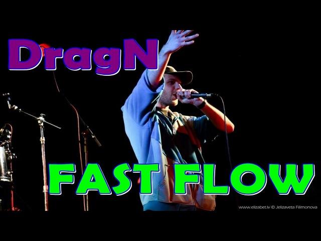 DragN — Лучшие куплеты | Fast Flow
