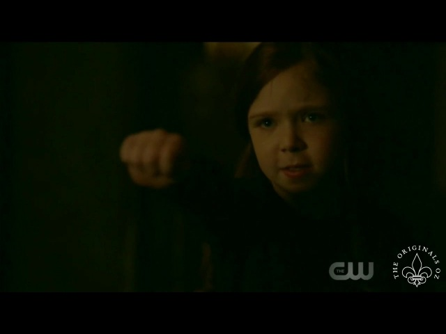 The Originals 4x08 Hope saves Klaus