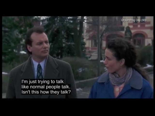 Groundhog Day (clip4-1) -