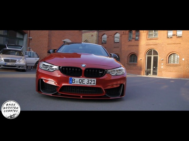 Night Lovell - Concept Nothing / BMW M4 Performance
