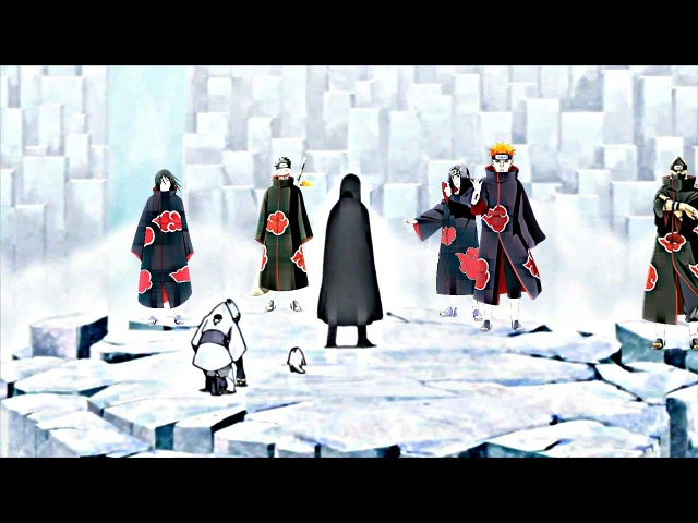 Full battle Uchiha Shin - Plan to rebuild the Akatsuki organization!