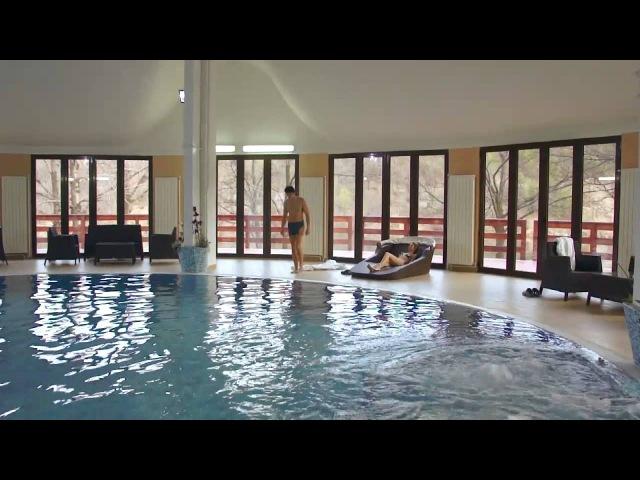 Званични спот хотел: Језеро на борском језеру...