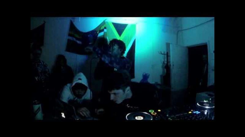 Oneman ft. Denzel Curry Mickey Pearce Boiler Room London Live Freestyle / DJ Set