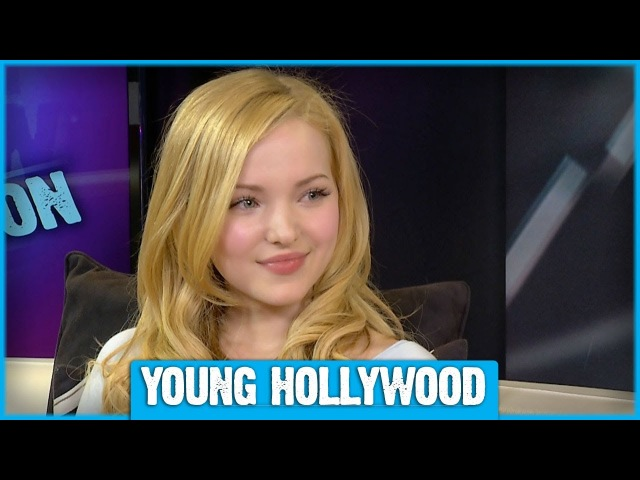 LIV AND MADDIE's Dove Cameron on Disney Movie CLOUD 9