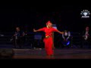 Cherkashina Victoria & Orchestra Randa Kamel - Baladi + Tabla Improvisation