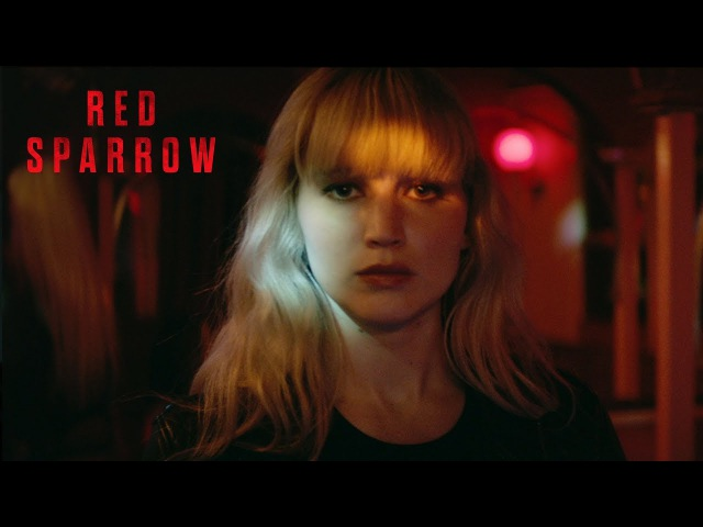 Red Sparrow | Forced. Trained. Transformed. TV Commercial | 20th Century FOX