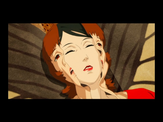 不思議な作画のアニメ映画【ドラマツルギー】【MAD】