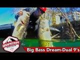 Big Bass Dreams  UnderCover Sportsman-Dual 9's