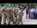 Військовослужбовці Подільського прикордонного загону відвідали Троїцьку спе