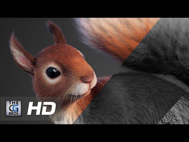 CGI VFX Showreels GroomFX TD - by Gabriela Salmeron