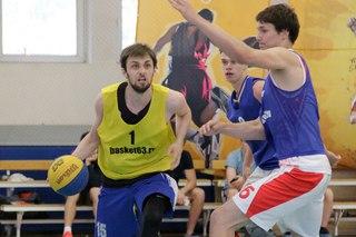 Чемпионат Самарской области по баскетболу 3х3. III тур