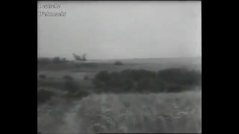 Original Wehrmacht Sound Tiger Tank Sound Battle of Kursk