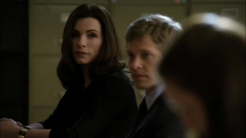 The Good Wife 01x03 - court ruling