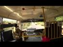 Crazy bus.