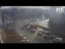 Дтп Красноармейская - 50 лет октября Кемерово 02.11.2017