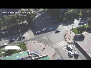 ДТП Абакан Щетинкина - Тельмана.