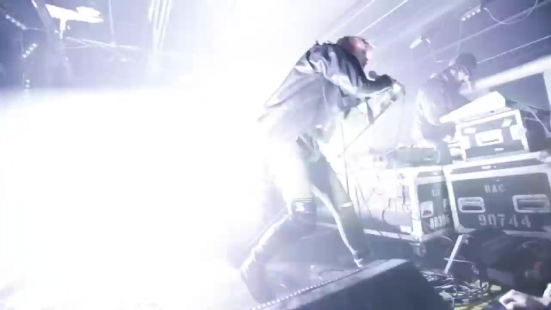 Crystal Castles Baptism Live @ The Hoxton Toronto 2016 10 12