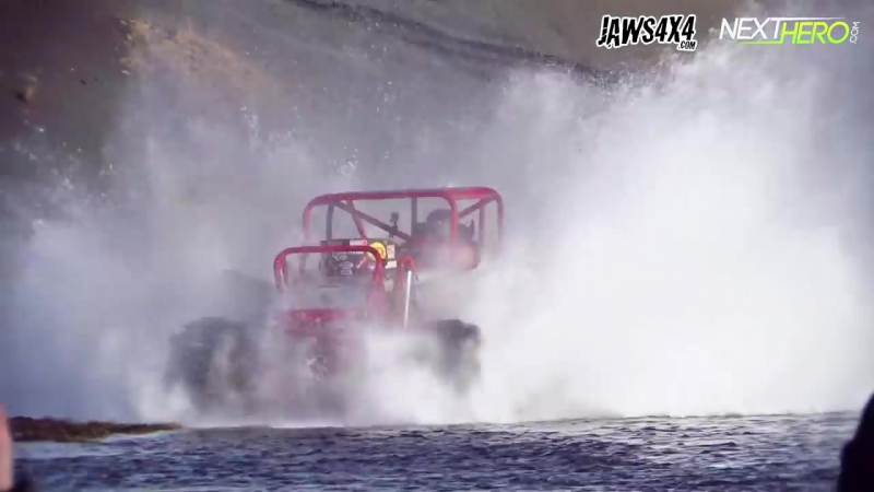 HYDROPLANING IN ICELAND