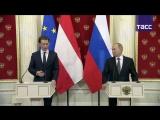 Путин назвал введение санкций бессмысленным и вредным занятием