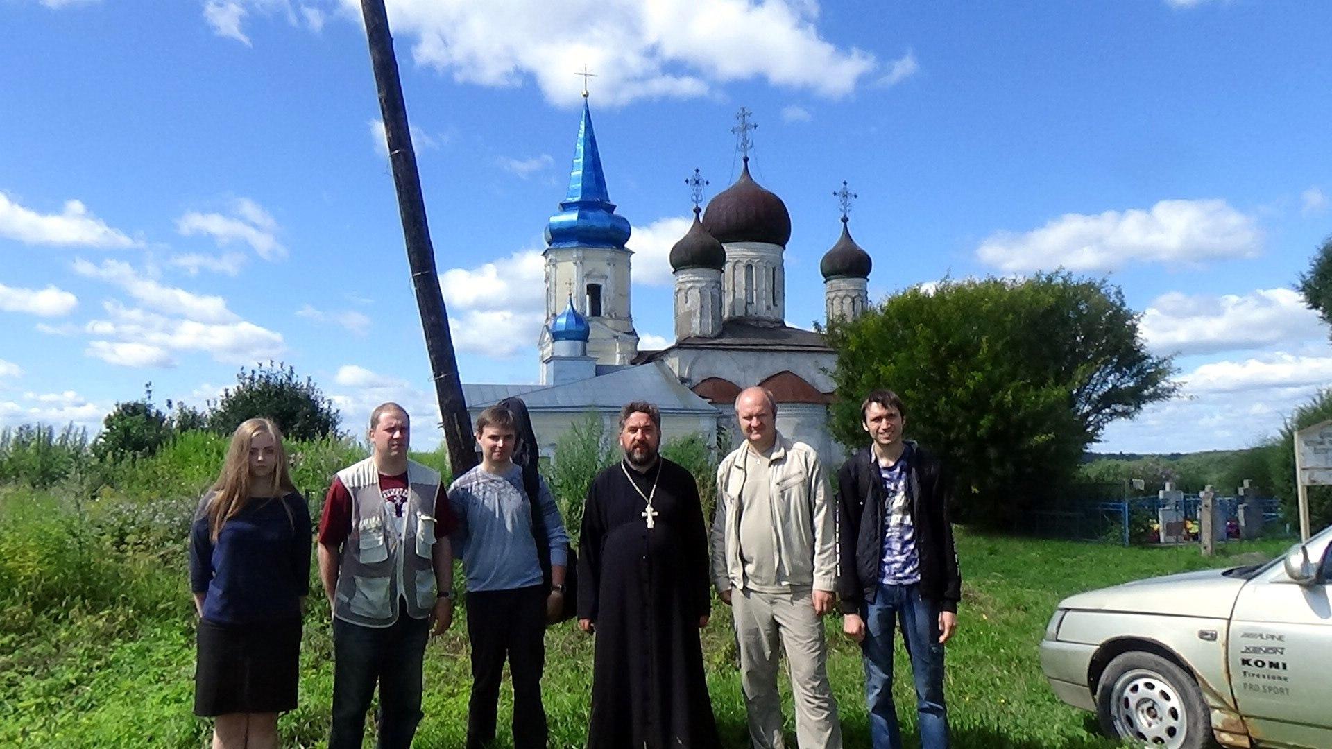 Поездка в Иванищи