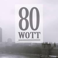 Логотип WOTT 80 CLOTHING