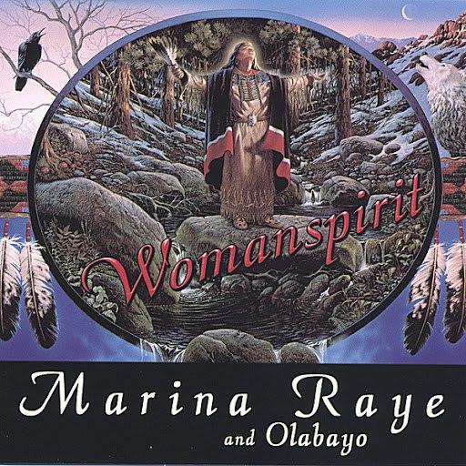 Marina Raye альбом Womanspirit