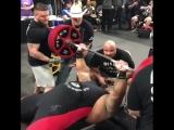 Жим 320 кг