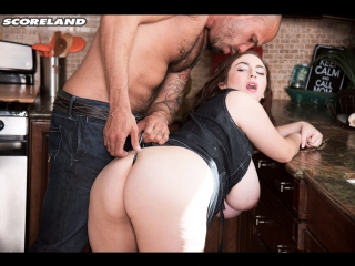 #pron milly marks (big-boobed milly marks heats up the kitchen) [november 03, 2017 г., big tits, bbw, 1080p]