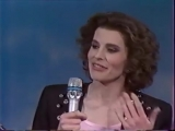 Фанни Ардан Fanny Ardant - Johnny Hallyday (1986)
