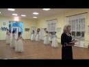 Концерт Рождественский променад историко бытовой танец 26 12 2012