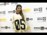 Юлия Беретта, о том кто выбирает ей одежду и про кино, russianmusicboxtv 2017