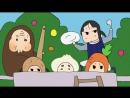 [SHIZA] Кэйон! Ураон (2 сезон)  K-On!: Ura-On! TV2 [Special] - 7 серия [MVO] [2010] [Русская озвучка]