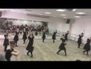 Бухарский танец Занг