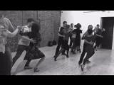 Аргентинское танго, Hernan Ohaco и Мария Почукаева