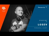 Losev megapolis 89.5 fm /personal chart/ @ Pioneer DJ TV | Moscow