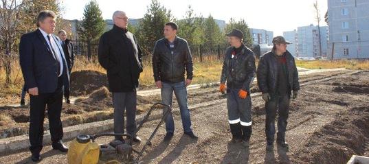 Итоги визита председателя областного Заксобрания в Усть-Илимск