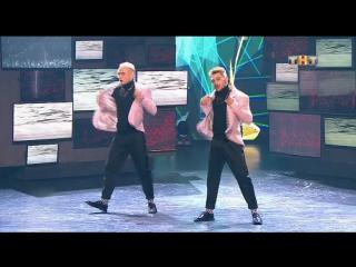 Танцы - Саша Крупельницкий и Марк Крупилин