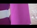 Платье Модель П 2086 1 фуксия с (48-62) 1730р [СОНЛАЙН_Интернет-магазин]