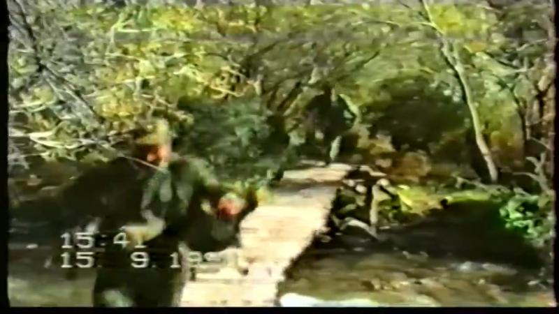 КВПО.Ошский погран.отряд,погран.застава Эшигарт (им. А.Сидорова) в/ч 2533 , 1998 год.