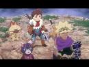 Monster Hunter Stories: Ride On 40 серия русская озвучка JackLock  Истории охотников за монстрами 40