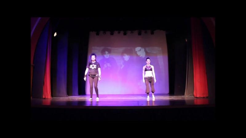 Ariellah Iman Duet - Cocteau Twins - The Cure - Gary Numan - Ministry