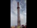 Атракцион свободное падение с высоты 65 метровая катался на них