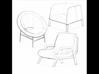 Sketch tutorial | Сhairs by Mauricio Sanin