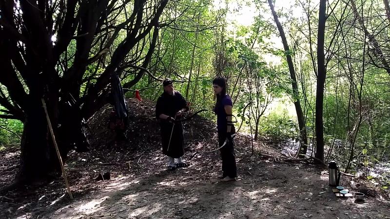 Воинское. Искусство стрельбы из традиционного лука.Дисциплина У Дао-цзы