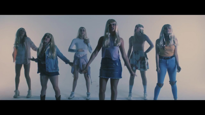 Кавер на песню Hannah Montana - Nobodys Perfect в исполнении Cimorelli