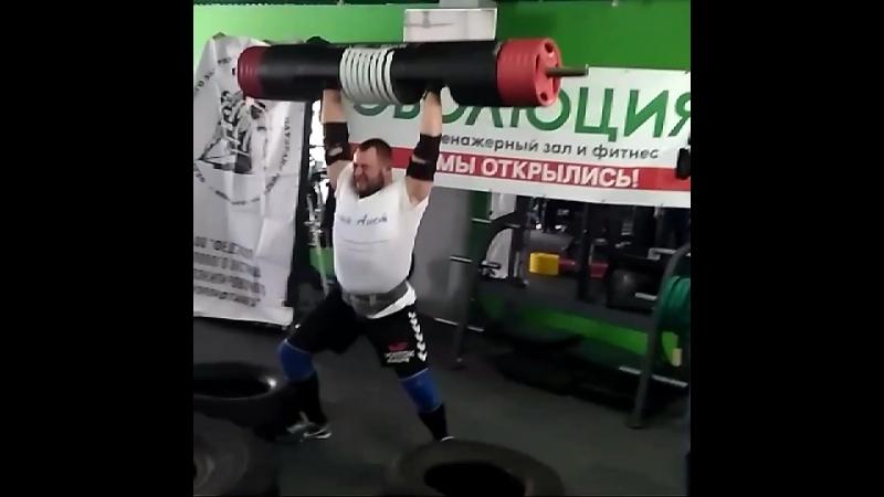 Михаил Ходяков (Украина), бревно - 160 кг 💪 турнир памяти Ирины Ширяевой 💪