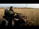 Двухдневный выезд на квадроциклах 28-29.12.2013 с клубом Quadlife