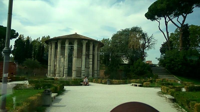 Катаемся по Риму. архив . сентябрь2017