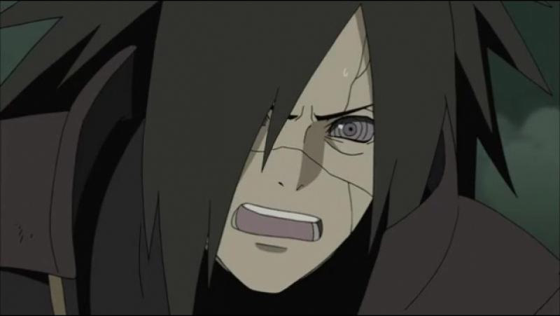 Момент из 372 серии аниме Наруто: Ураганные хроники / Naruto Shippuuden